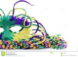 mardi gras mask and feather mardi gras mask on stock photos image 7887943