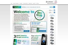 lexus uk contract hire driving a diesel is worse than smoking says toyota lexus