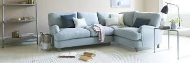 Living Room Ideas With Corner Sofa Small Corner Sofas Made In Blighty Loaf