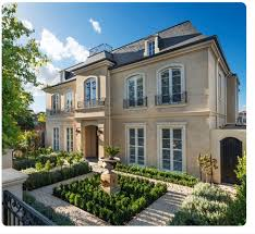 French Chateau Style Homes Melbourne Builders Welcome To French Provincial Homes