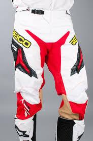 alias motocross gear alias a1 geico kit white red now 28 savings 24mx