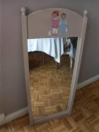miroir dans chambre miroir chambre enfant hauteur 1m40 70 euros photo de le mobilier