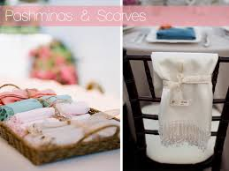 useful wedding favors the ultimate guide to useful wedding favors pashminas and scarves