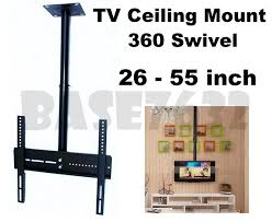 Swivel Ceiling Tv Mount by 26 To 55 Inch Lcd Plasma Tv Swivel End 10 15 2017 9 53 Am