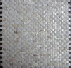 online get cheap shell tiles backsplash aliexpress com alibaba