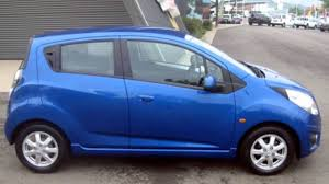 holden hatchback 2011 holden barina spark mj my11 cd blue 5 speed manual hatchback