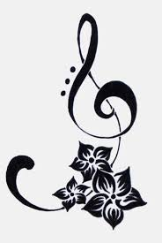 15 music is life tattoo designs vintage clip art 3 fine