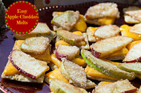 Thanksgiving Appetizers Easy Thanksgiving Appetizers Easy Apple Cheddar Melts