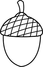 nut 20clipart acorn pinterest