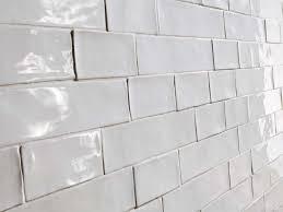 splendid crackle subway tile backsplash 115 white subway tile