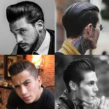 greaser hairstyle product greaser hairstyles for men men s hairstyles haircuts 2018