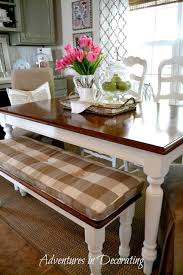 Dining Room Sets With Bench Seating by 25 Best Country Dining Rooms Ideas On Pinterest Country Dining