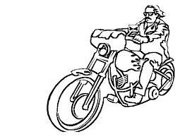 awesome cool motorcycle coloring pages for kids womanmate com