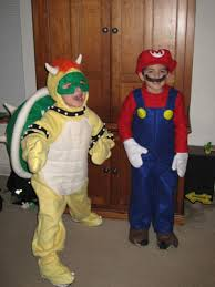 Bowser Halloween Costumes Bowser Wii Wii Guide Gaming