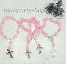 baptism recuerdos rosary for party favors and bag fillers ebay