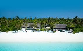 piscine sur pilotis hébergement de luxe one u0026only reethi rah
