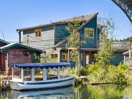 Home Cottage by 8 Surprising Facts About Floating Home Ownership Coastal Living