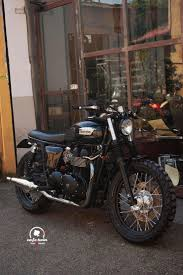 triumph motocross bike 165 best bikes images on pinterest triumph motorcycles cafe
