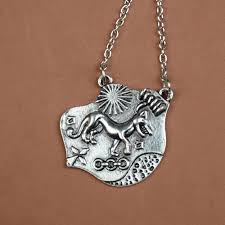 silver necklace sale images Lm n169 hot sale popular fine high quality necklace teen wolf jpg
