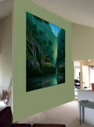paintings for living room wall hawaii artist