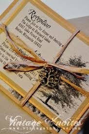 Rustic Vintage Wedding Invitations Vintage Wedding Love Vintage Invites Wedding Invitations For