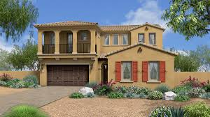 winslow plan 4552 the cove at center pointe vistoso maracay homes