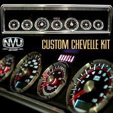mustang custom gauges products custom gauges vintage usa inc