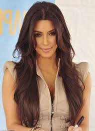 brown hair color for long hairstyles ideas