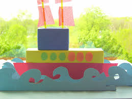 set sail with these fleet week inspired boat and telescope crafts