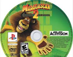 madagascar 2 escape africa ps2 pal play station 2 games