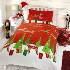 Duvet Cover Double Bed Size Christmas Kids Novelty Duvet Sets In Single Toddler And Double