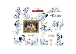 101 dalmatians puppy collection wall decal shop fathead 101