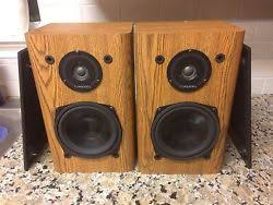 Infinity Rs1 Bookshelf Speakers Infinity Bookshelf Speakers For Sale Online