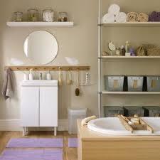 diy bathroom shelving ideas wall lamp and toilet and trash bin