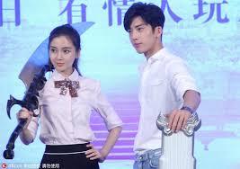 film love o2o angelababy promotes new movie 2 chinadaily com cn