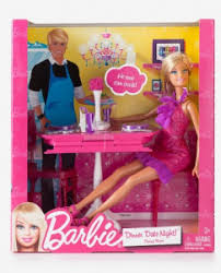 barbie dining room barbie dinner date night dining room set doll only 11 62