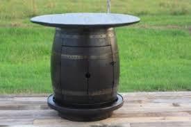 Wine Barrel Bar Table Barrel Furniture U2013 Page 2 U2013 Goodtimber Furnishings