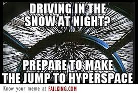 Driving In Snow Meme - i love driving in the snow failking com