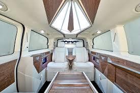 luxury mercedes van amg mercedes benz sprinter vip 319 cdi first class executive