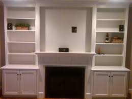 love this with tv nook bookshelves fireplace insert could also be another cabinet