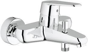 eurodisc cosmopolitan wall bath shower mixer 1 2