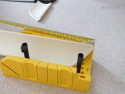 How To Cut Plaster Cornice Coving Crown Moulding For Dummies Life In Eight