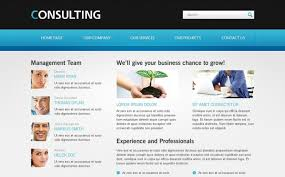 templates for business consultants free website template for consulting business
