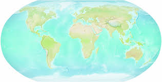 World Map Blank Map by Kids Maps