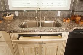 Kitchen Sink Width Tip Out Tray At Kitchen Sink Colony Homes