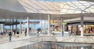 newark newpark mall u0027s glittering glass plan for new movie theater