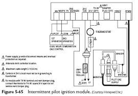 honeywell ignition control module troubleshooting wiring diagrams