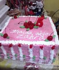 cara membuat hiasan kue ulang tahun anak cara membuat kue ulang tahun untuk anak