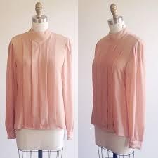 pleated blouse blouse blush blouse pleated blouse pleated shirt pleated