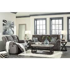 gray reclining sofa tulen gray reclining sofa bernie u0026 phyl u0027s furniture by ashley
